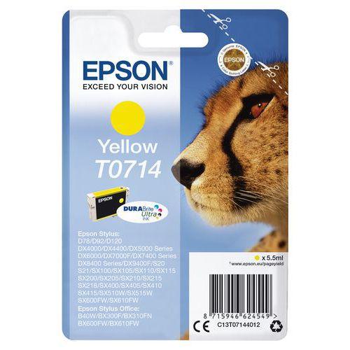 Cartouche d'encre  - T071x - Epson