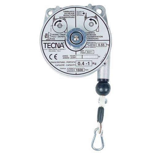 Rappel de charge Tecna - Course 1600 mm