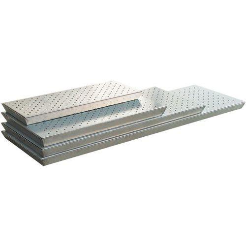 Bac de rétention inox - 40 L