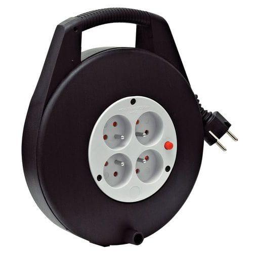 Enrouleur de c ble lectrique 10 m - Enrouleur cable electrique ...