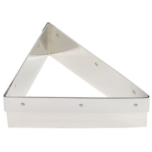 Découpoir triangle décor Mozaïk