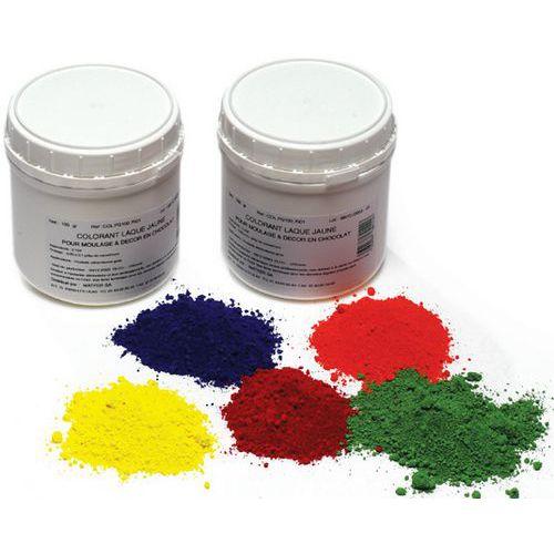 Colorant laque alimentaire poudre liposoluble
