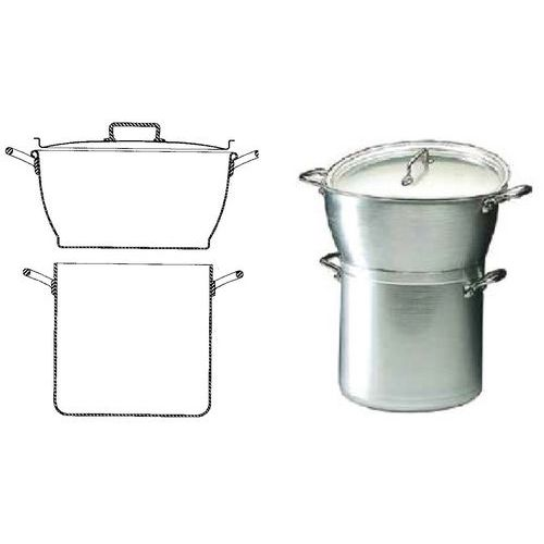 Couscoussier aluminium_Matfer