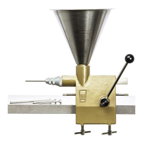 Machine à injecter la crème, grand modèle