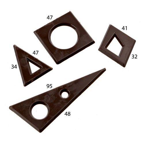 Décors géométriques (par 4)