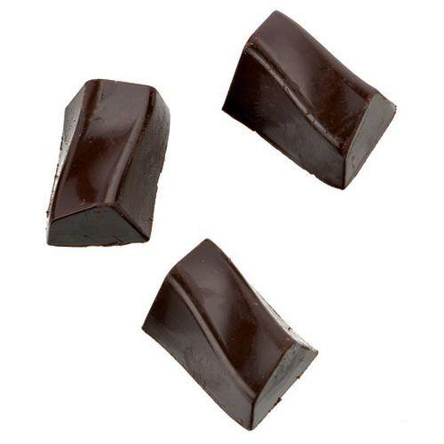 Bonbons rectangles zigzag