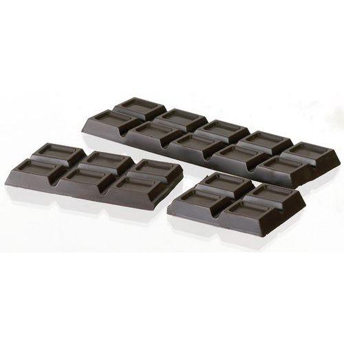 Tablettes 10 carrés (par 2)