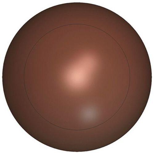 Empreintes demi-sphère