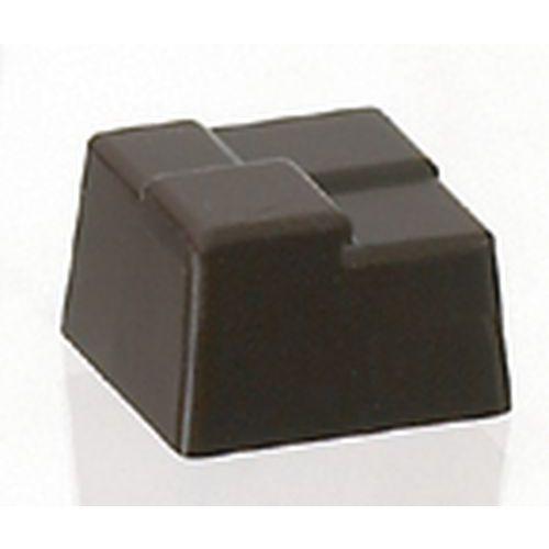 Moule bonbons carrés cannage