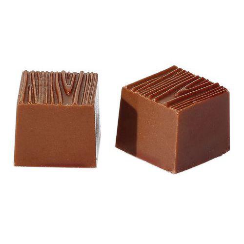 Moules : carré bois
