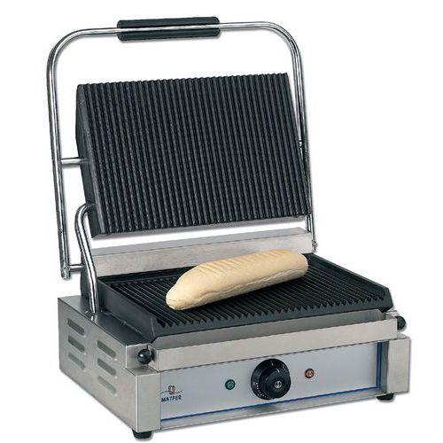 Grill à viande - panini ecoline_Matfer