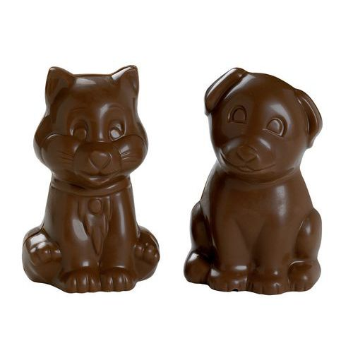 Moule forme Chiots & chatons