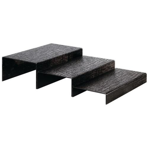 escalier noir 3 marches. Black Bedroom Furniture Sets. Home Design Ideas