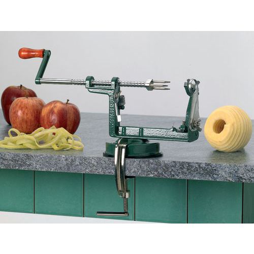 Pèle-pommes trancheur