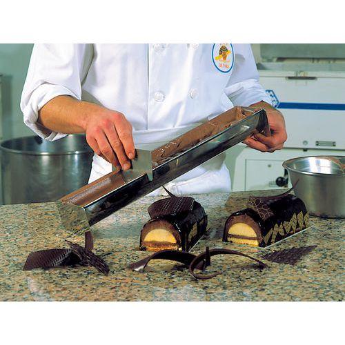 Raclette à bûche