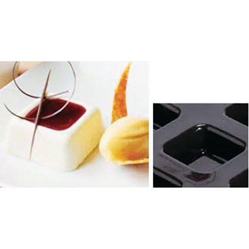 Savarins carrés gamme pâtisserie