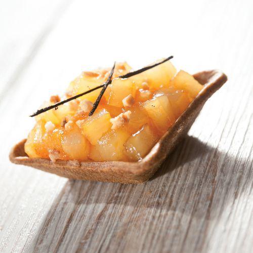 Tartelette carrée
