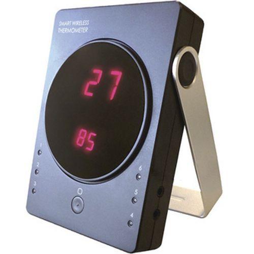 Thermomètre four connecté