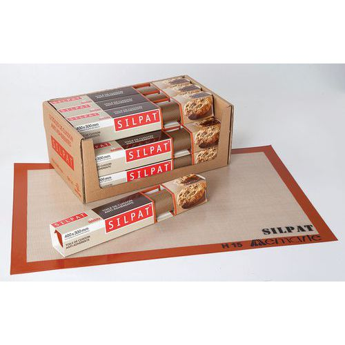 Toile de cuisson anti-adhérente SILPAT