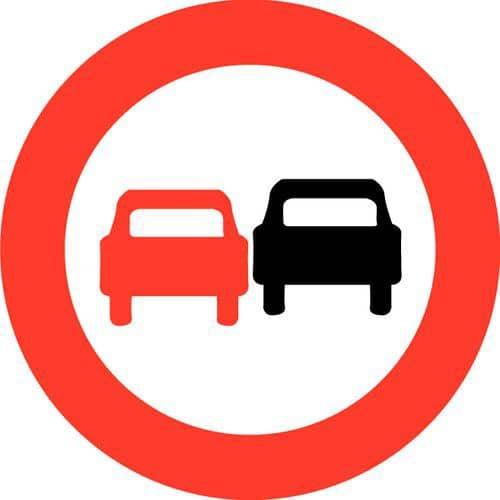 panneau de signalisation b3 interdiction de d passer tous le. Black Bedroom Furniture Sets. Home Design Ideas
