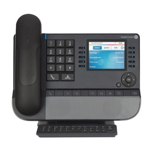 Téléphone de bureau - Alcatel Lucent IP 8068 S BT