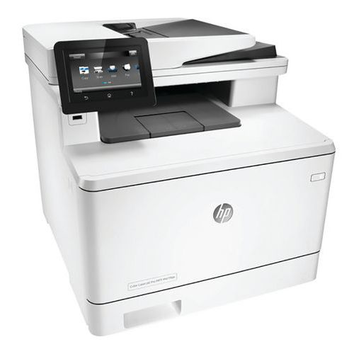 Imprimante multifonctions - HP Color LaserJet Pro - MFP M477fdn
