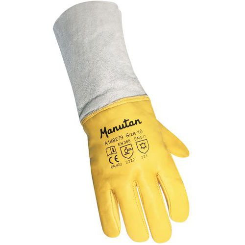 Gants protection froid - Manutan