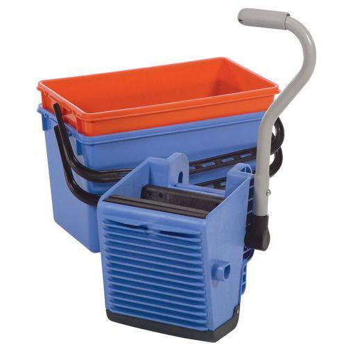 Kit de nettoyage BK2 pour chariots de nettoyage VCN/ATN