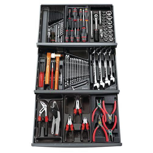 Composition d'outils Facom - 101 outils