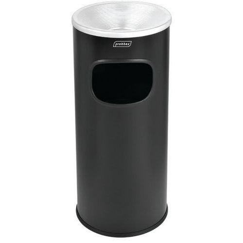 Cendrier et poubelle - métal - 30 L