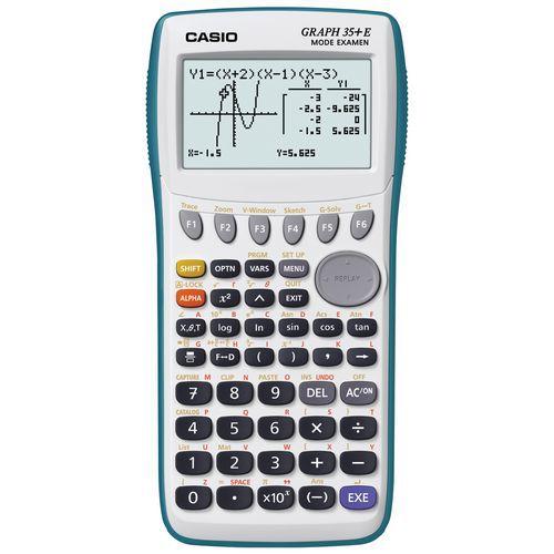 Calculatrice Graphique - GRAPH 35+E -Casio