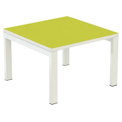 Table basse carrée Easy Office