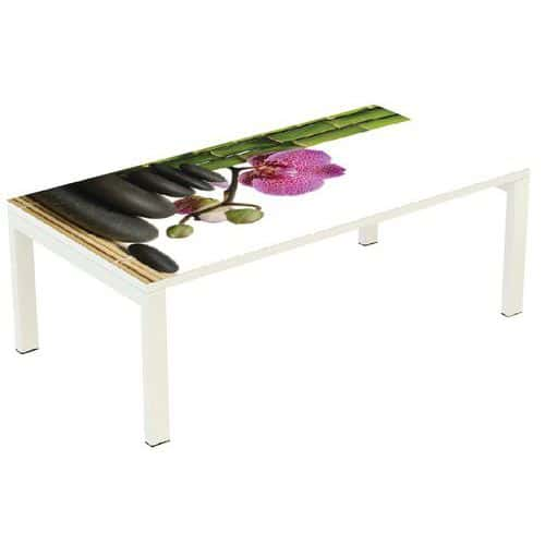 Table basse rectangulaire Easy Office