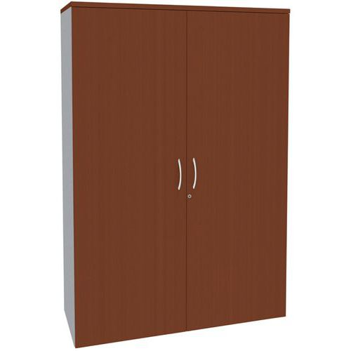 Armoire avec 2 portes battantes - Manutan