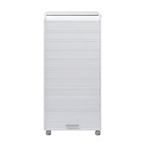 Armoire informatique mobile blanc Orga
