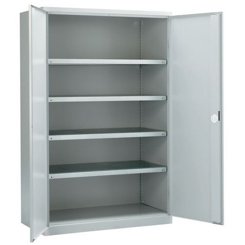 Armoire grand volume - Grise