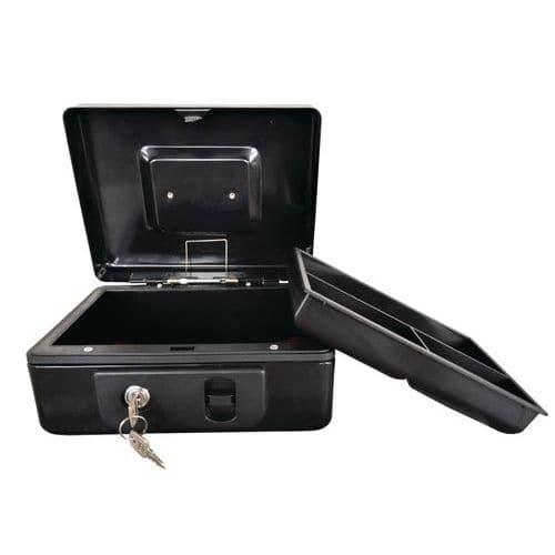Caisse à monnaie - 3 compartments