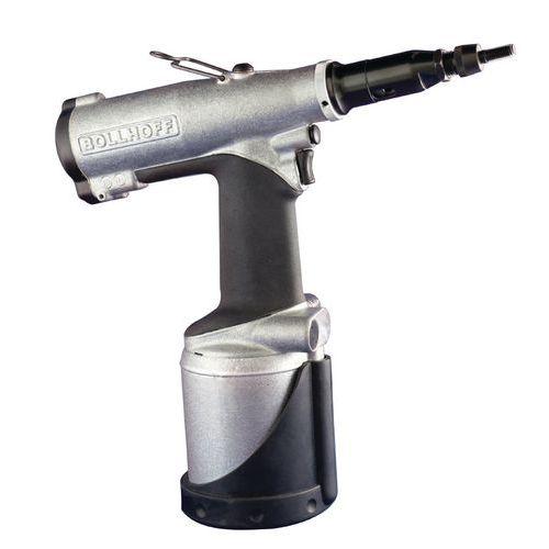 Riveteuse pneumatique pour écrous noyés Rivkle® P2005