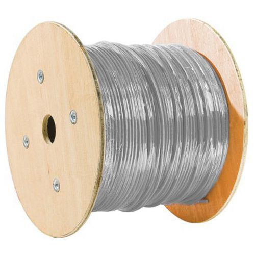 Cable budget multibrin f/utp CAT5E gris - 500M