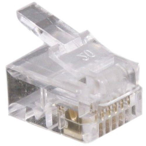 Connecteur 6/6 RJ12 (par 50)