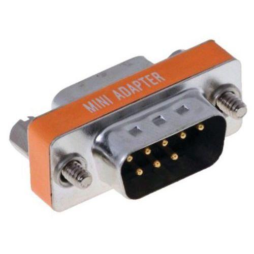 Mini adaptateur null-modem 9M/F