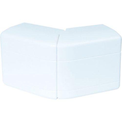 Angle extérieur variable 90x55 - blanc neige