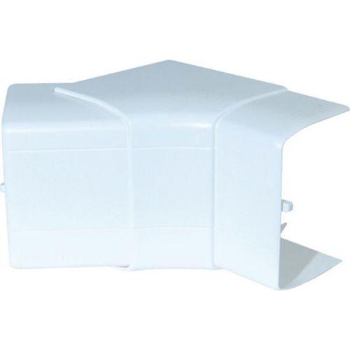 Angle intérieur variable 134x55 - blanc neige