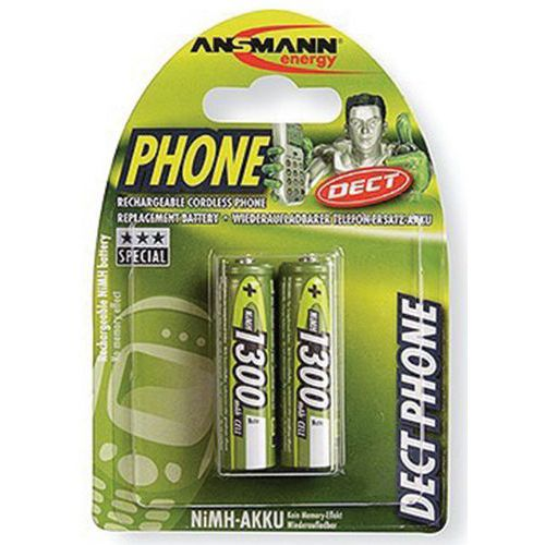 Batteries 5030802 HR6 / AA
