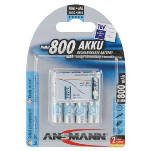 Batteries 5035042 HR03 / AAA
