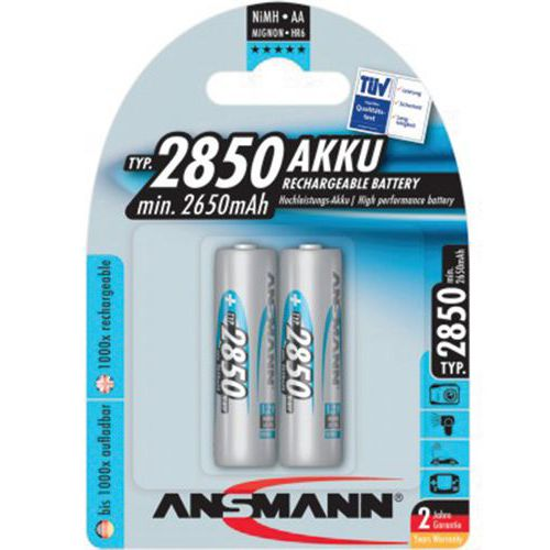 Batteries 5035202 HR6 / AA