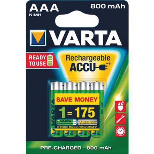 Batteries 56703101404 HR03 / AAA