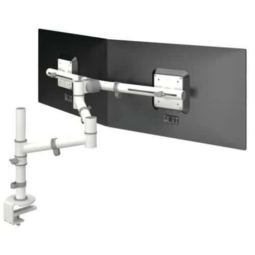 Bras à fixer / pincer Viewgo 48130 - 2 écrans