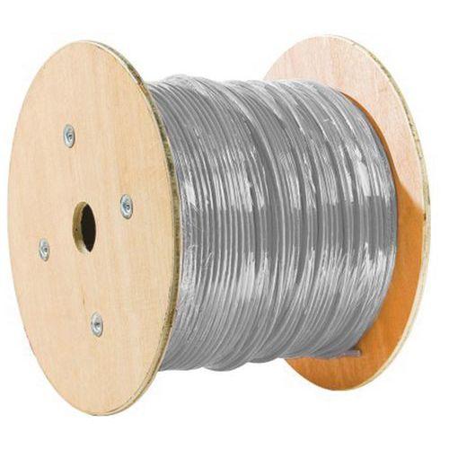 Cable F/UTP CAT6 multibrin Gris - 500M