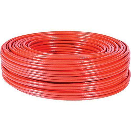 Cable F/UTP CAT6 multibrin Rouge - 100M